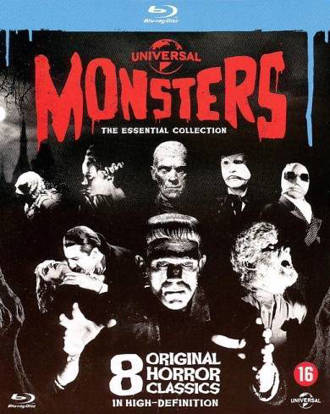 Monsters - The essential collection (Blu-ray)