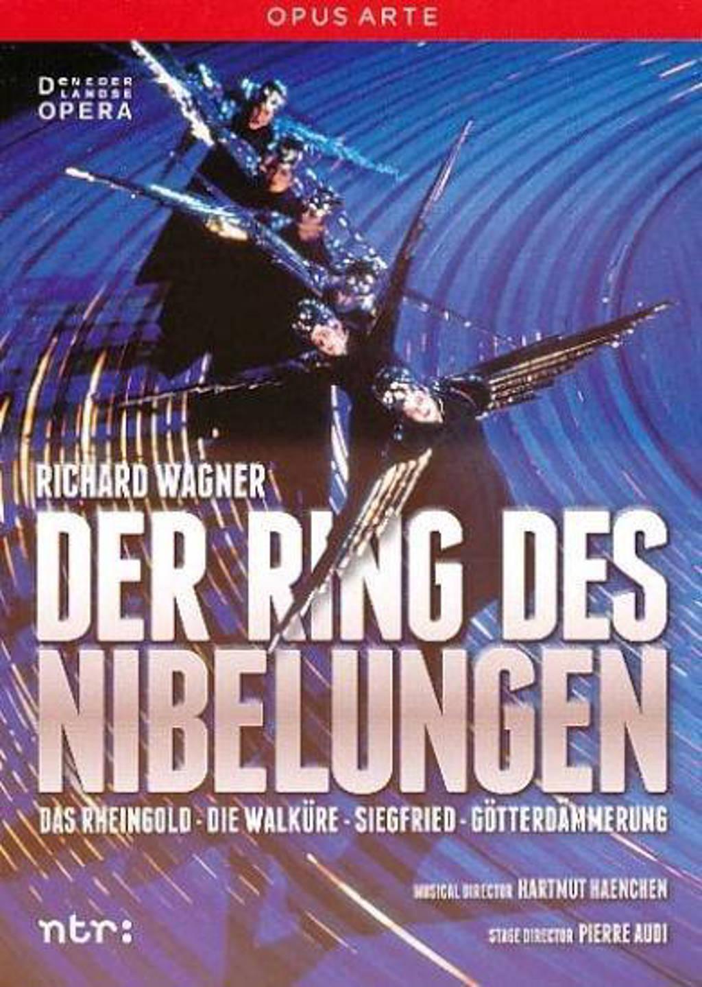 De Nederlandse Opera - Der Ring Des Nibelungen (DVD)