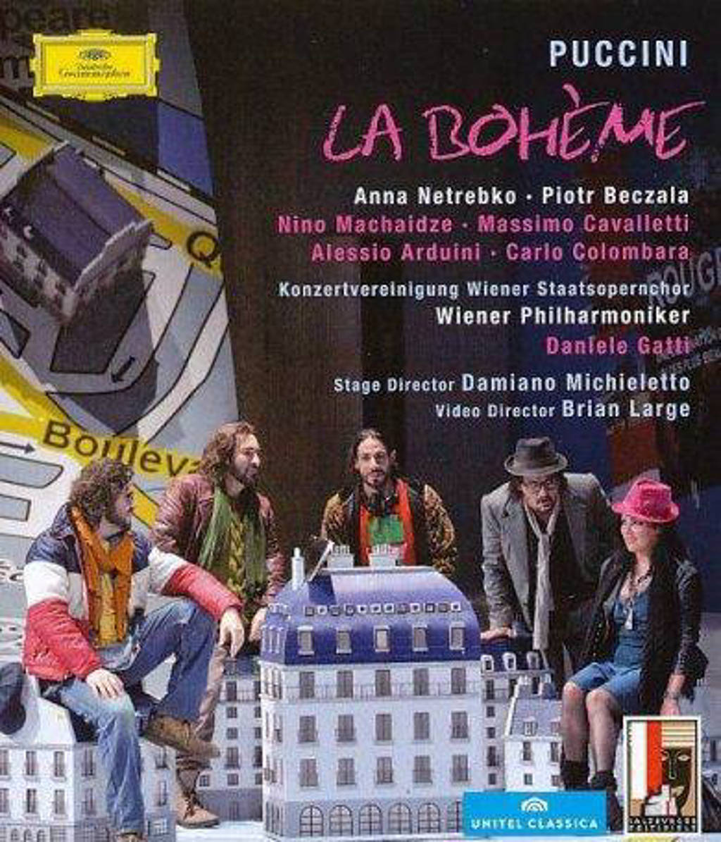 Anna Netrebko - La Boheme (Blu-ray)