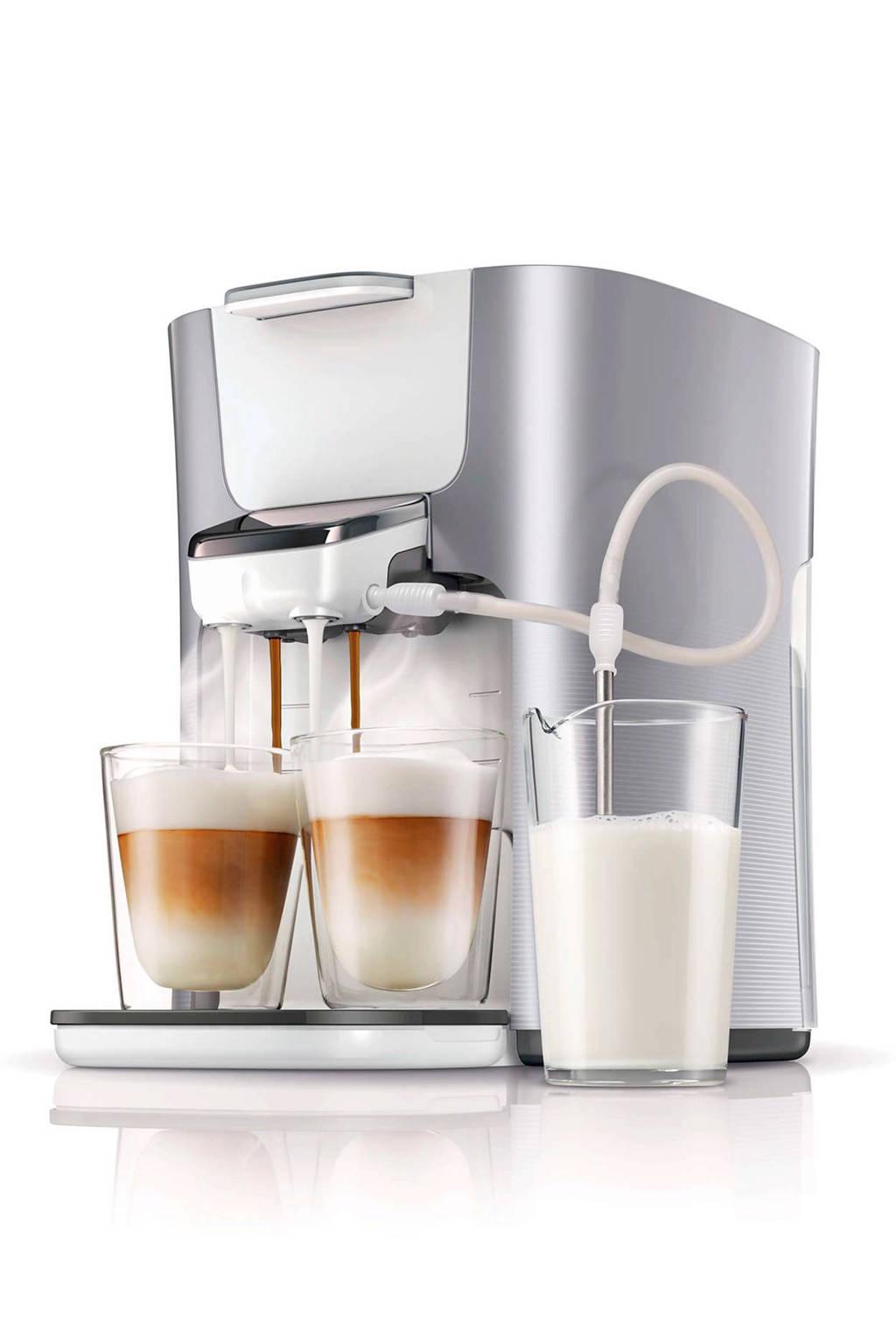Uitzonderlijk Philips Senseo Latte Duo Plus koffiezetapparaat HD7857/20 | wehkamp FC03