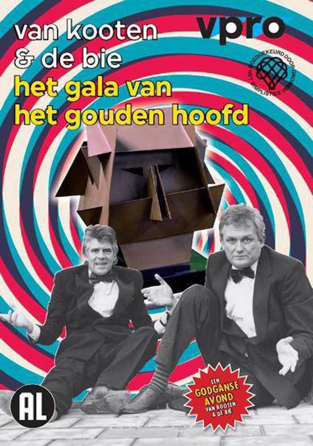 Van Kooten & De Bie - Het gala van het gouden hoofd (DVD)