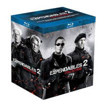 Expendables 2 - Action hero collection (Blu-ray)