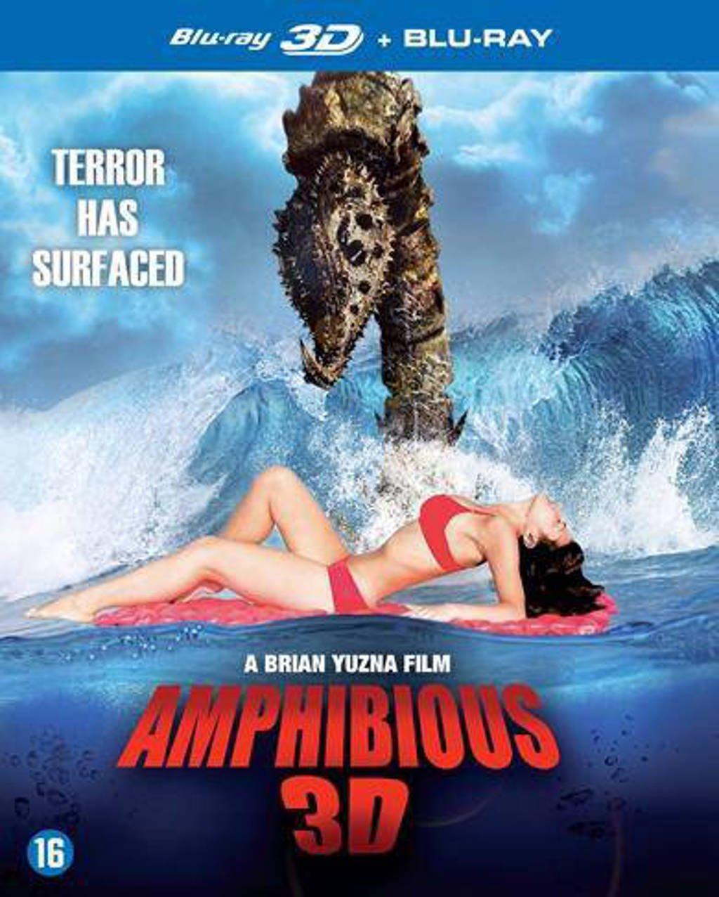 Amphibious (2D+3D) (Blu-ray)