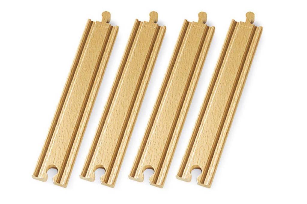 Brio houten rails uitbreidingsset
