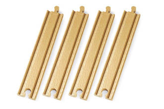 houten rails uitbreidingsset