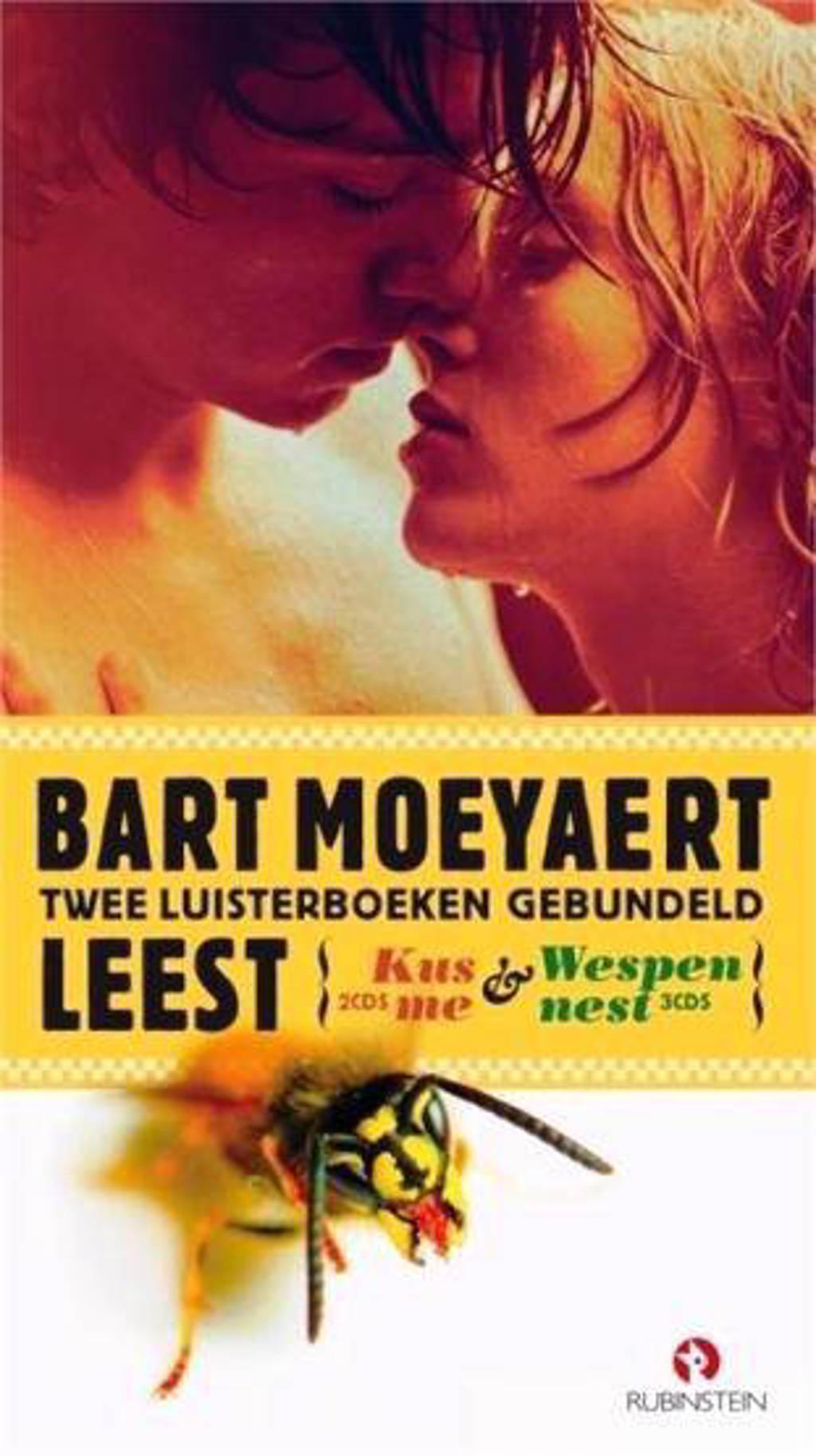 Bart Moeyaert - Kus Me & Wespennest (CD)