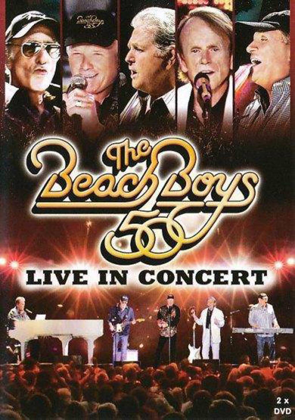 The Beach Boys - The Beach Boys 50 - Live In Concert (DVD)