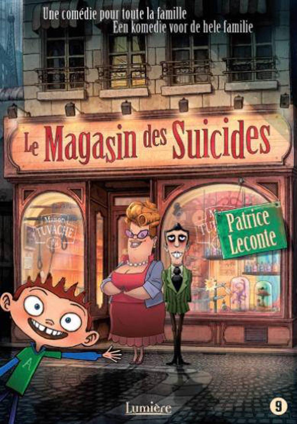 Le magasin des suicides (DVD)