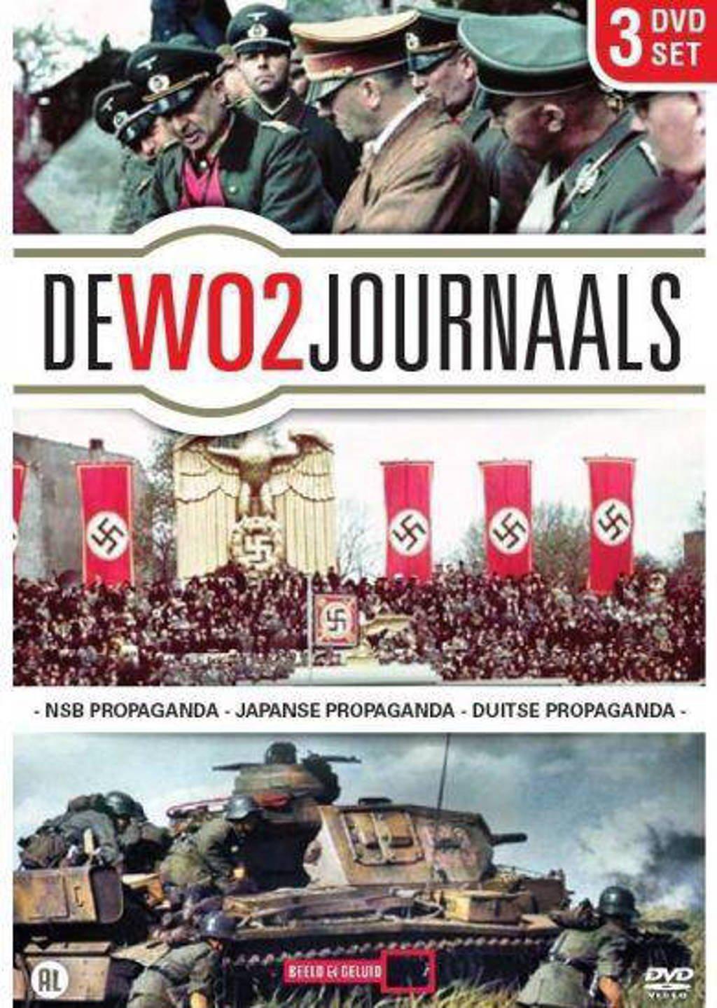 WWII journaals (DVD)