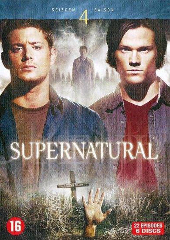 Supernatural - Seizoen 4 (DVD)