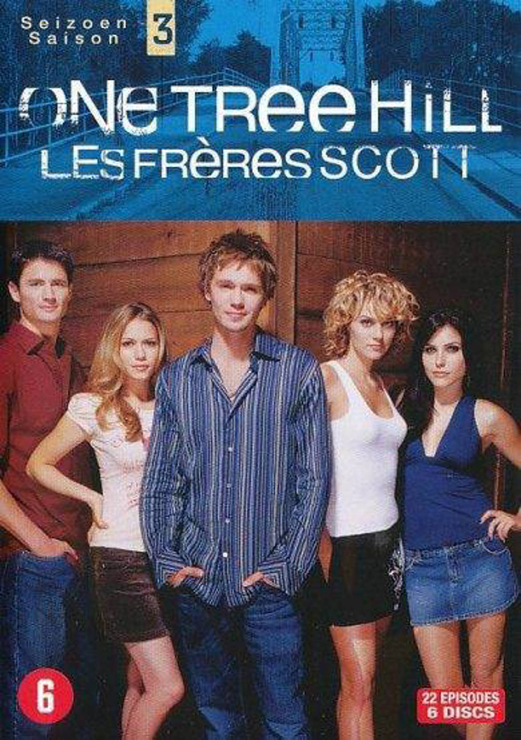 One Tree Hill - Seizoen 3 (DVD)