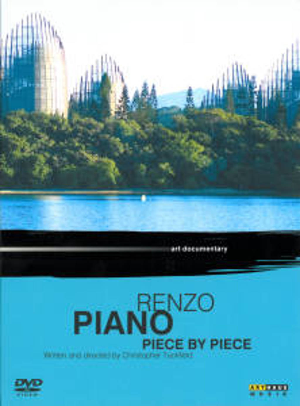 Piano - Renzo Piano (DVD)