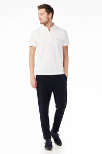 Tommy Hilfiger slim fit polo, Wit