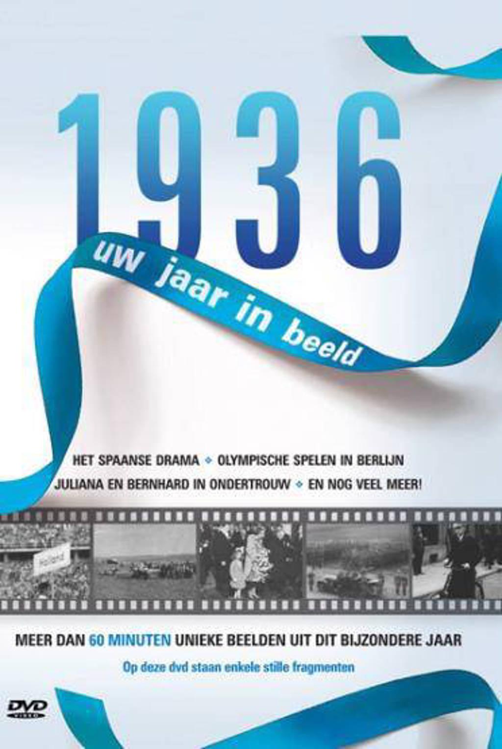 1936 Uw jaar in beeld (DVD)