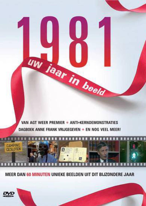 1981 Uw jaar in beeld (DVD)