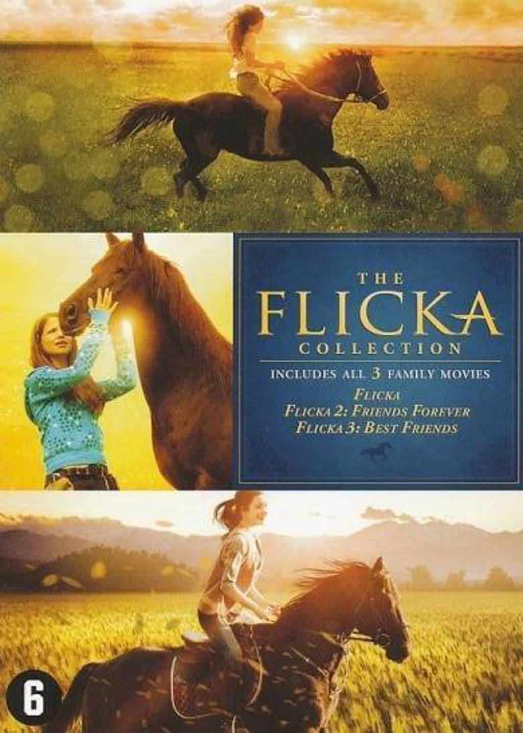 Flicka collection (DVD)