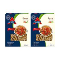 Atkins Pasta Penne - 2 stuks