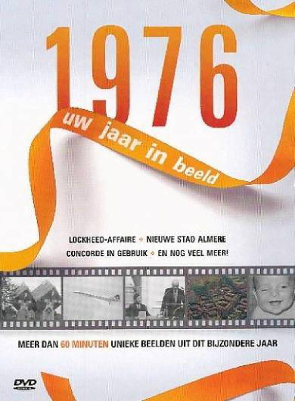 1976 Uw jaar in beeld (DVD)