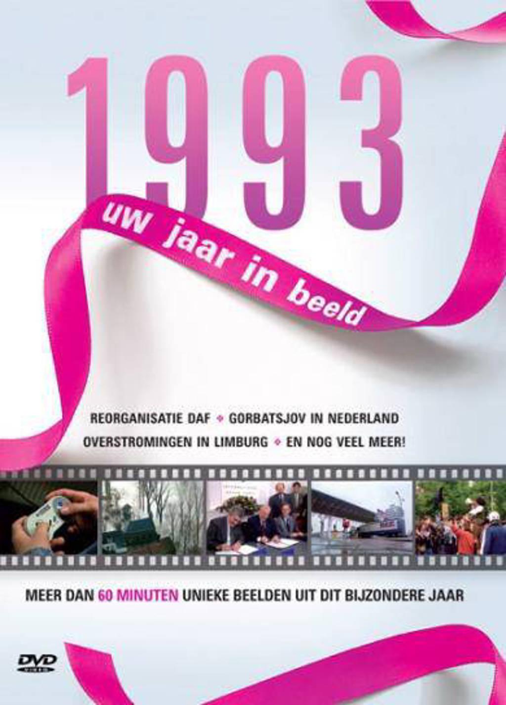 1993 Uw jaar in beeld (DVD)