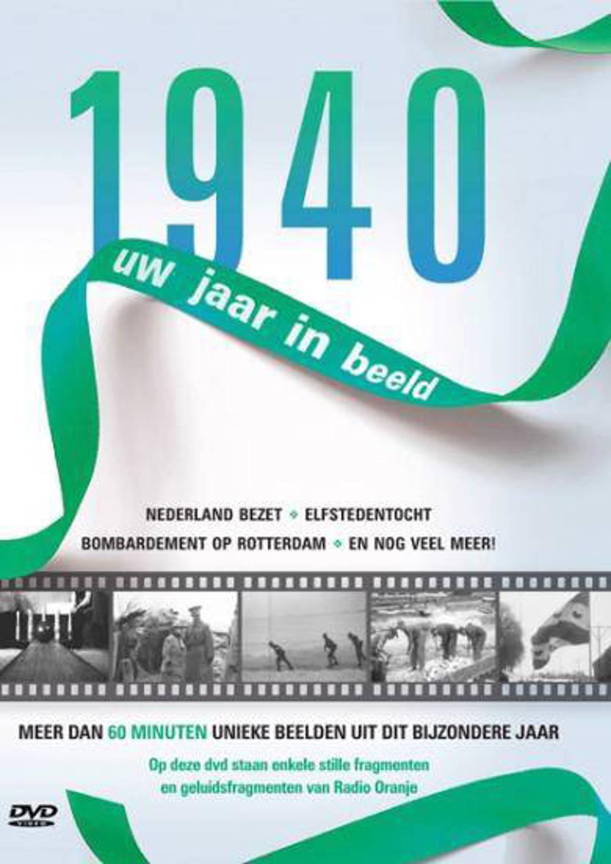 1940 Uw jaar in beeld (DVD)