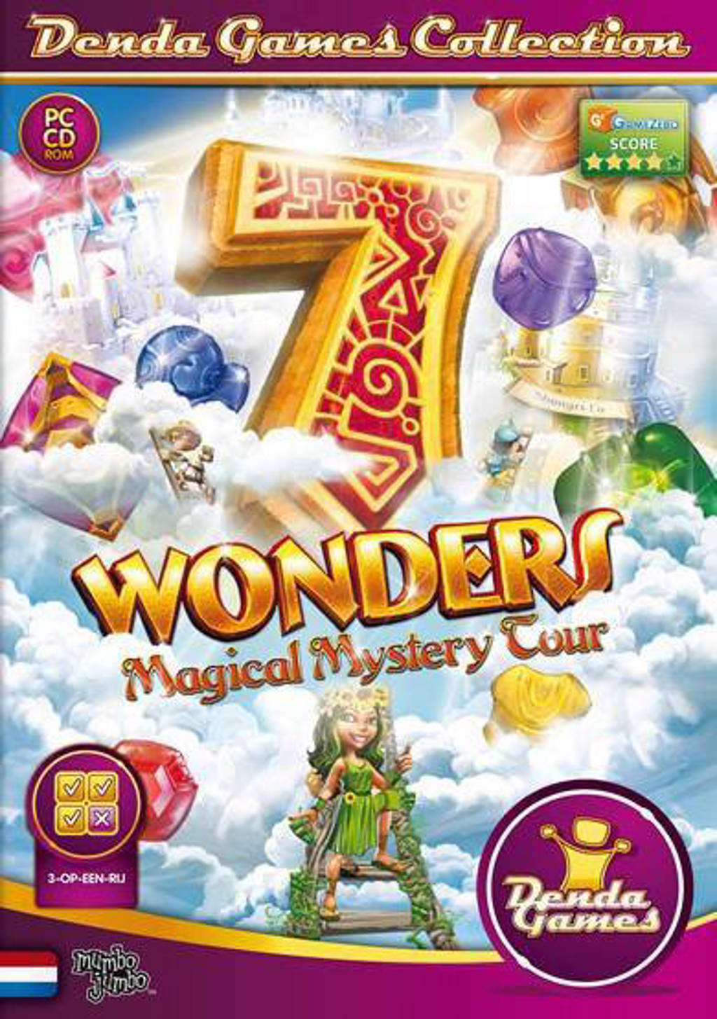 7 wonders - Magical mystery tour (PC)