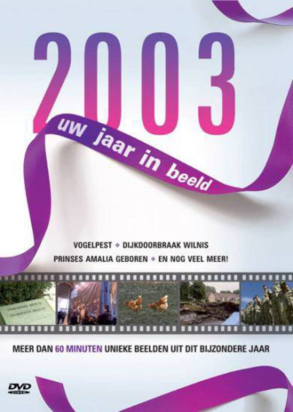 2003 Uw jaar in beeld (DVD)