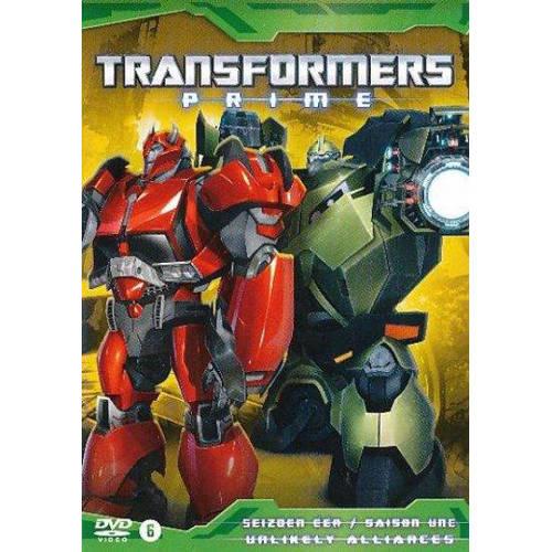Transformers prime - Seizoen 1 unlikely alliances (DVD) kopen