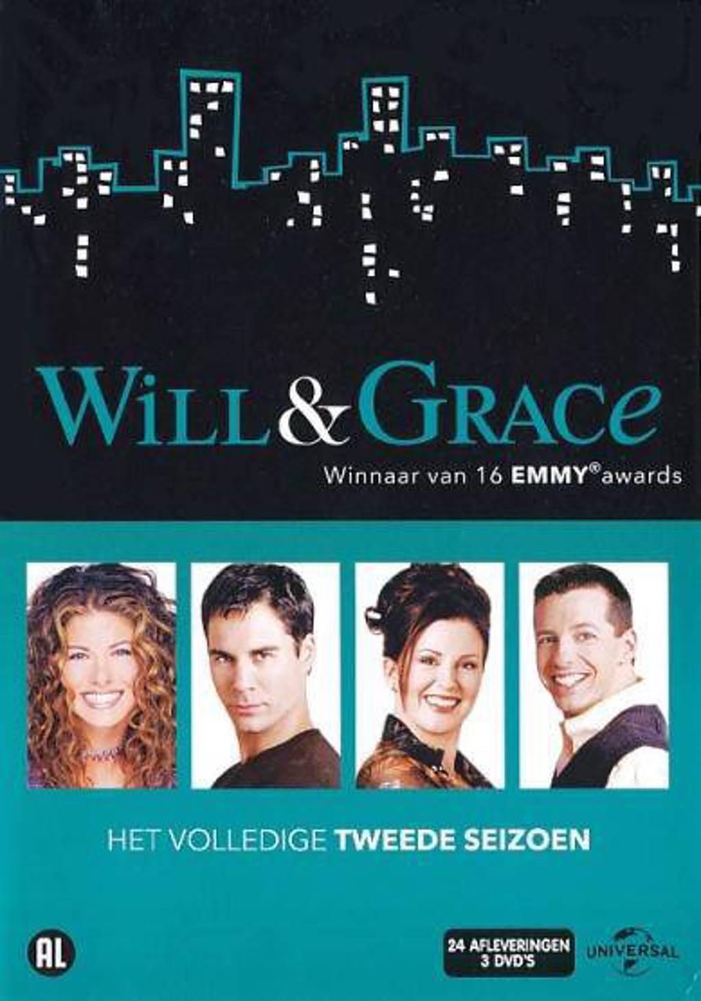 Will & Grace - Seizoen 2 (DVD)