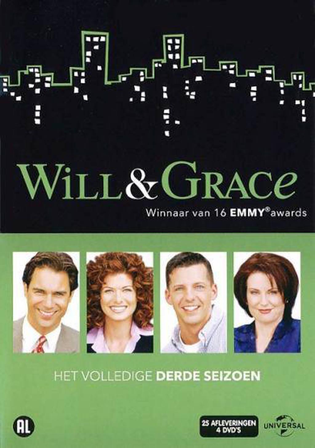 Will & Grace - Seizoen 3 (DVD)