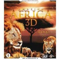 Amazing Africa (3D) (Blu-ray)