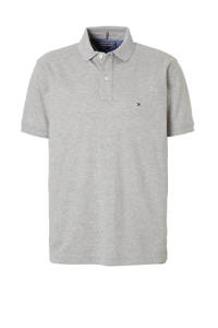 Tommy Hilfiger regular fit polo, Grijs