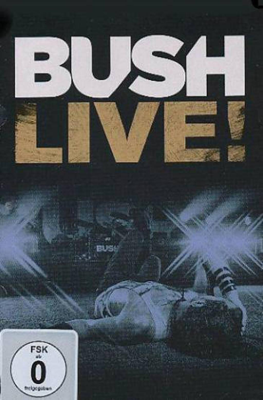 Bush - Live! (DVD)