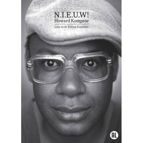 Howard Komproe - N.I.E.U.W. (DVD) kopen
