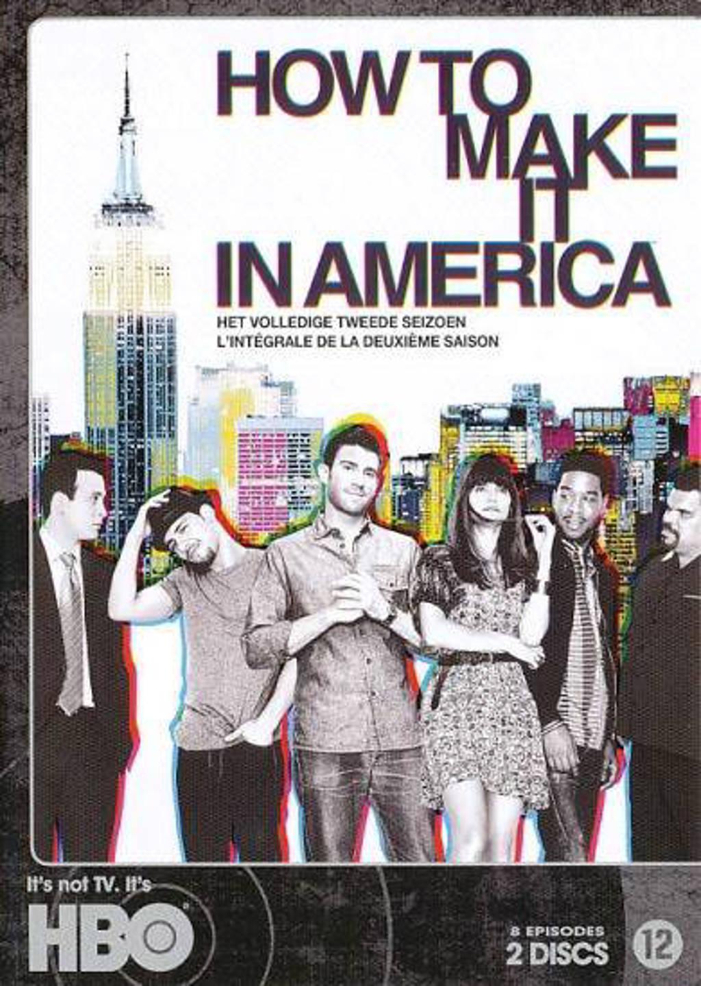 How to make it in America - Seizoen 2 (DVD)