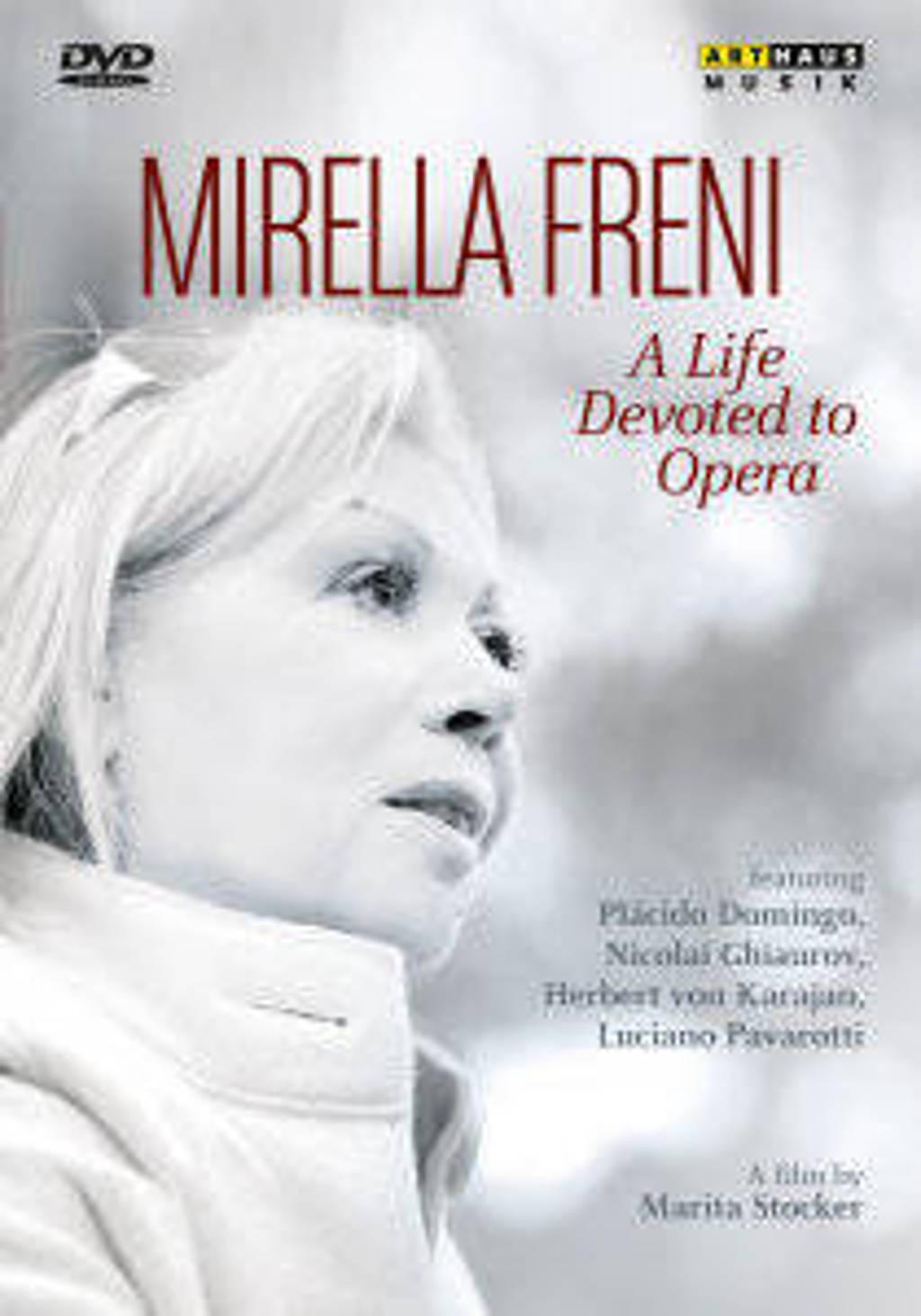 Documentaire - Freni, A Live Devoted To Opera (DVD)