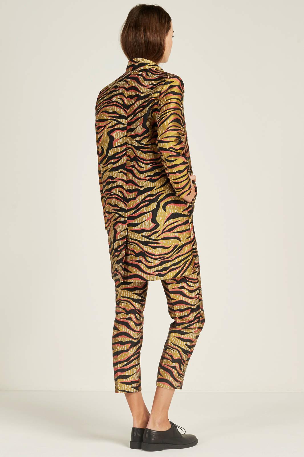 10 FEET jas met zebraprint | wehkamp