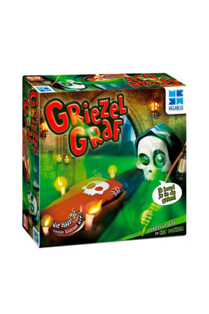 Griezelgraf kinderspel