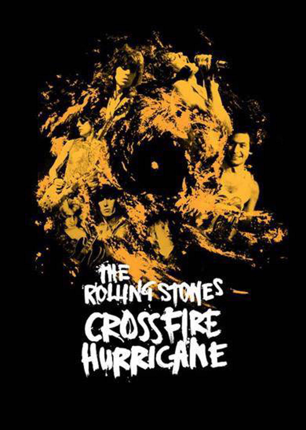 The Rolling Stones - Crossfire Hurricane (DVD)