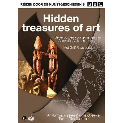 Hidden treasures of art (DVD) kopen
