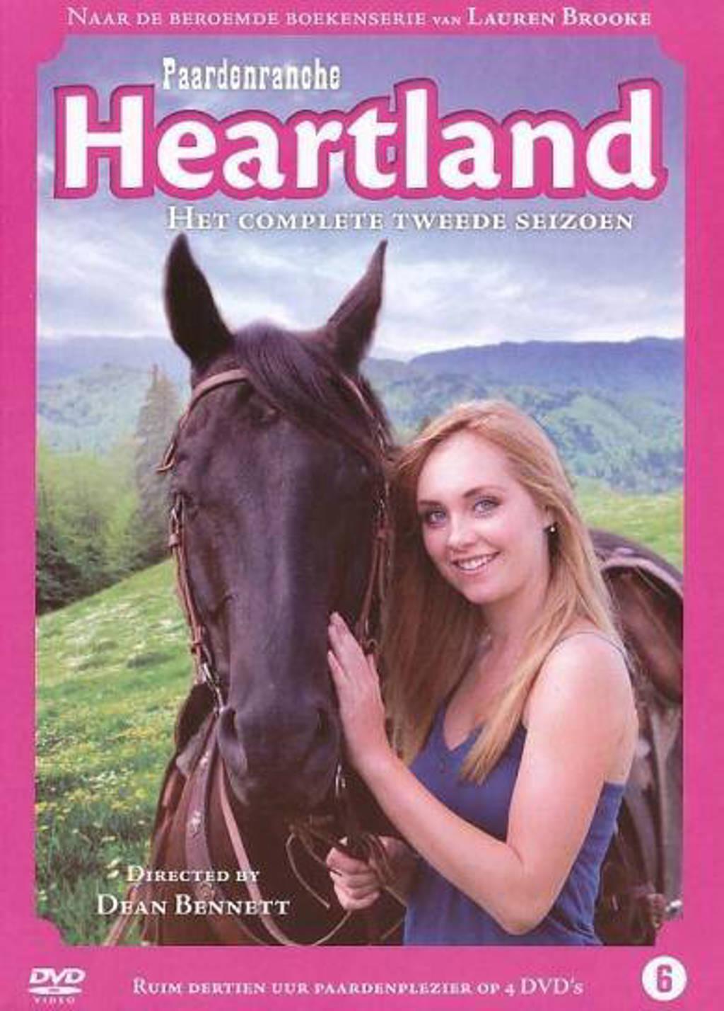 Heartland - Seizoen 2 (DVD)