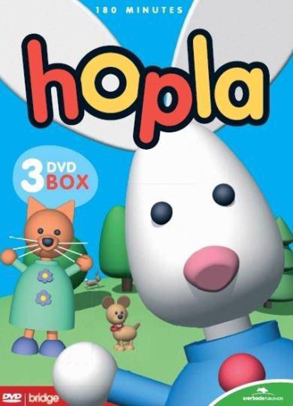 Hopla box (DVD)