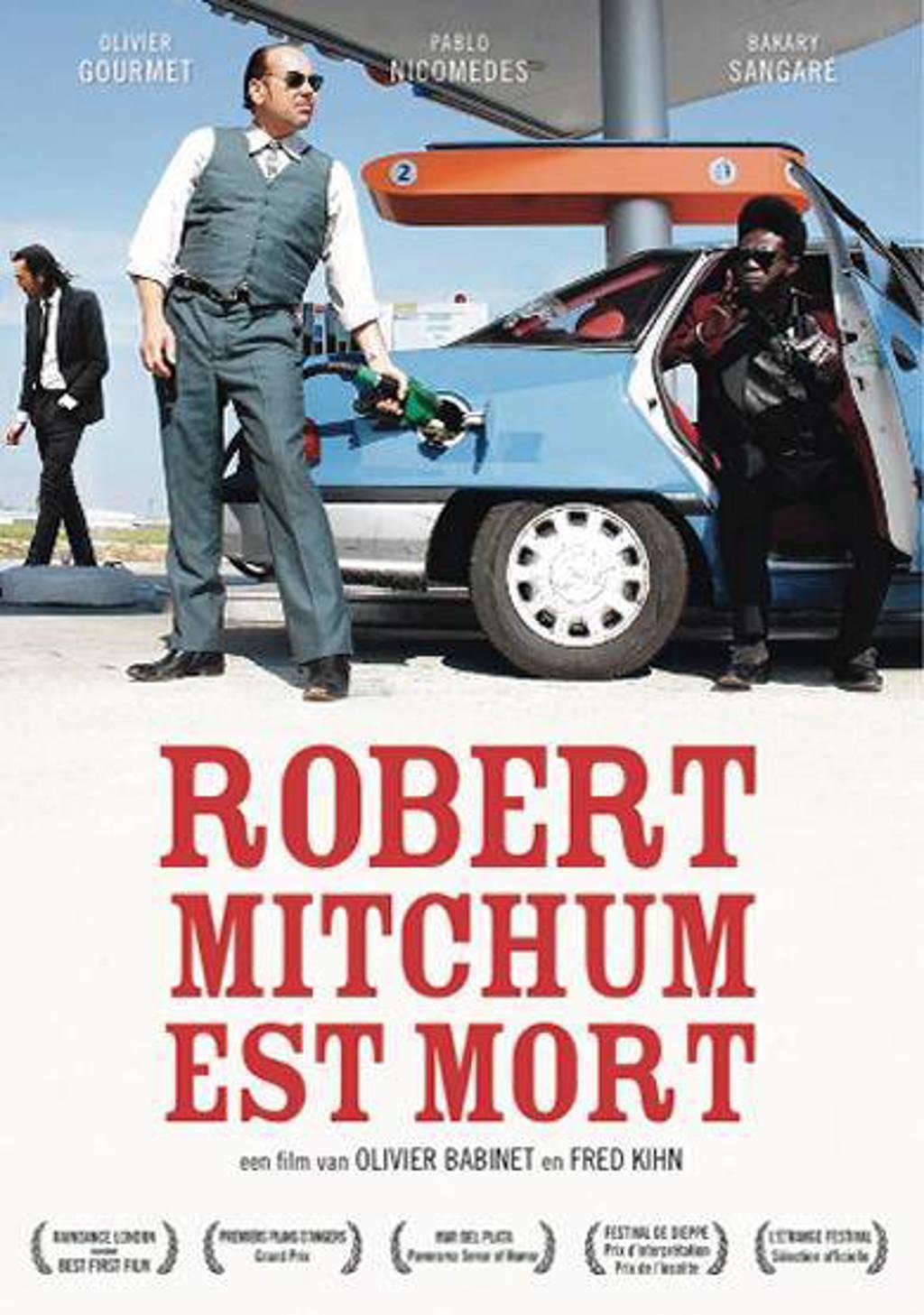 Robert Mitchum est mort (DVD)