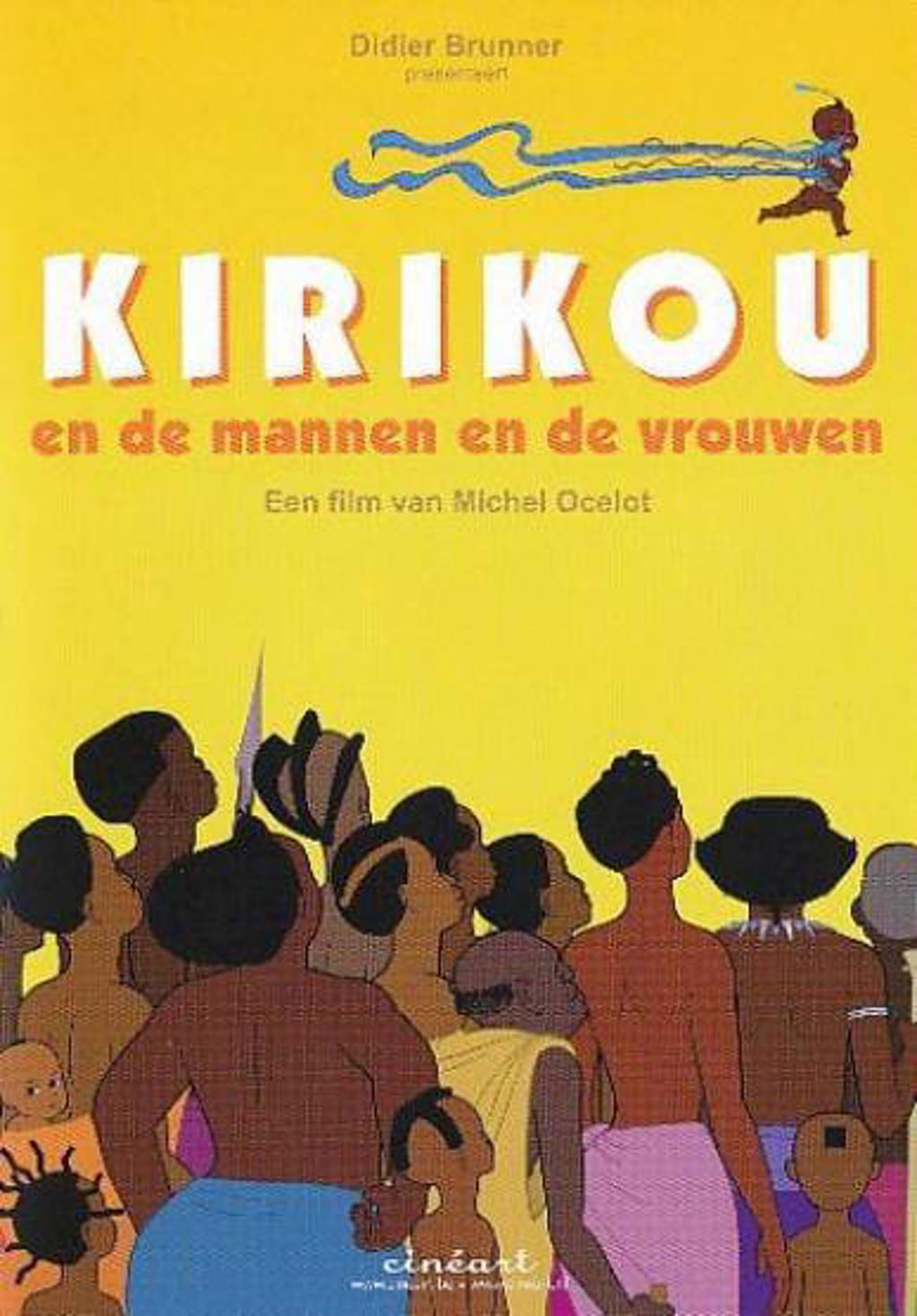 Kirikou en de mannen en de vrouwen (DVD)