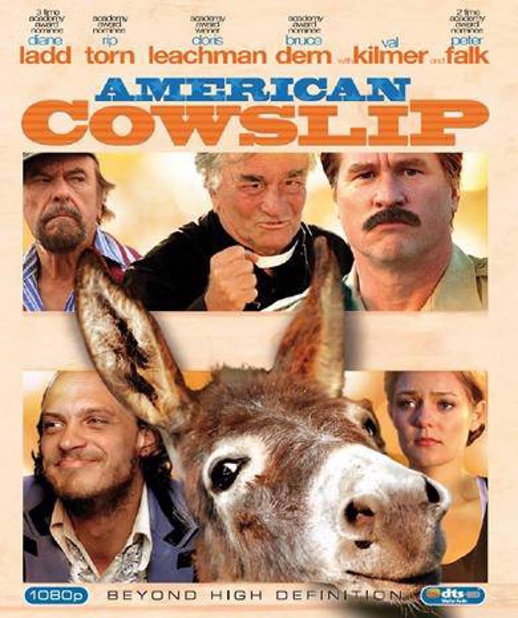 American cowslip (Blu-ray)