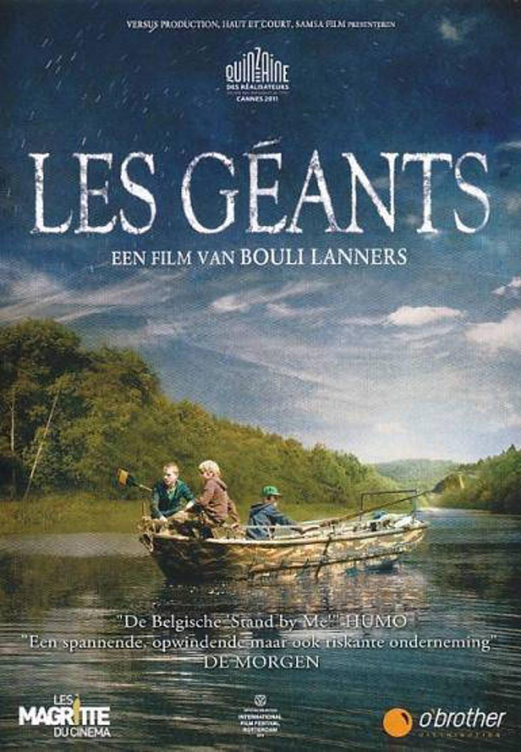 Les geants (DVD)