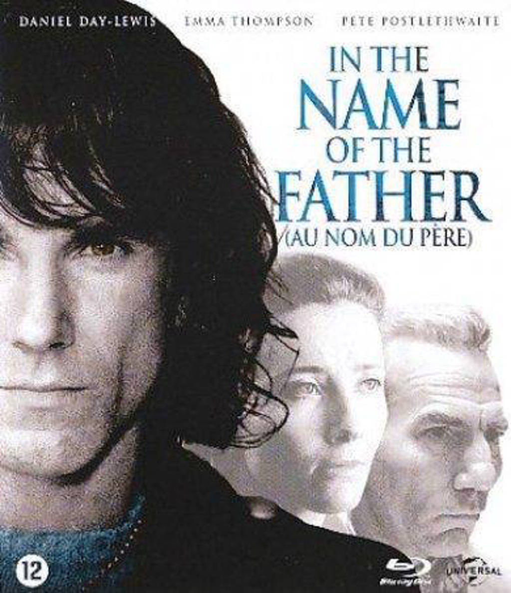 In the name of the father (Blu-ray)