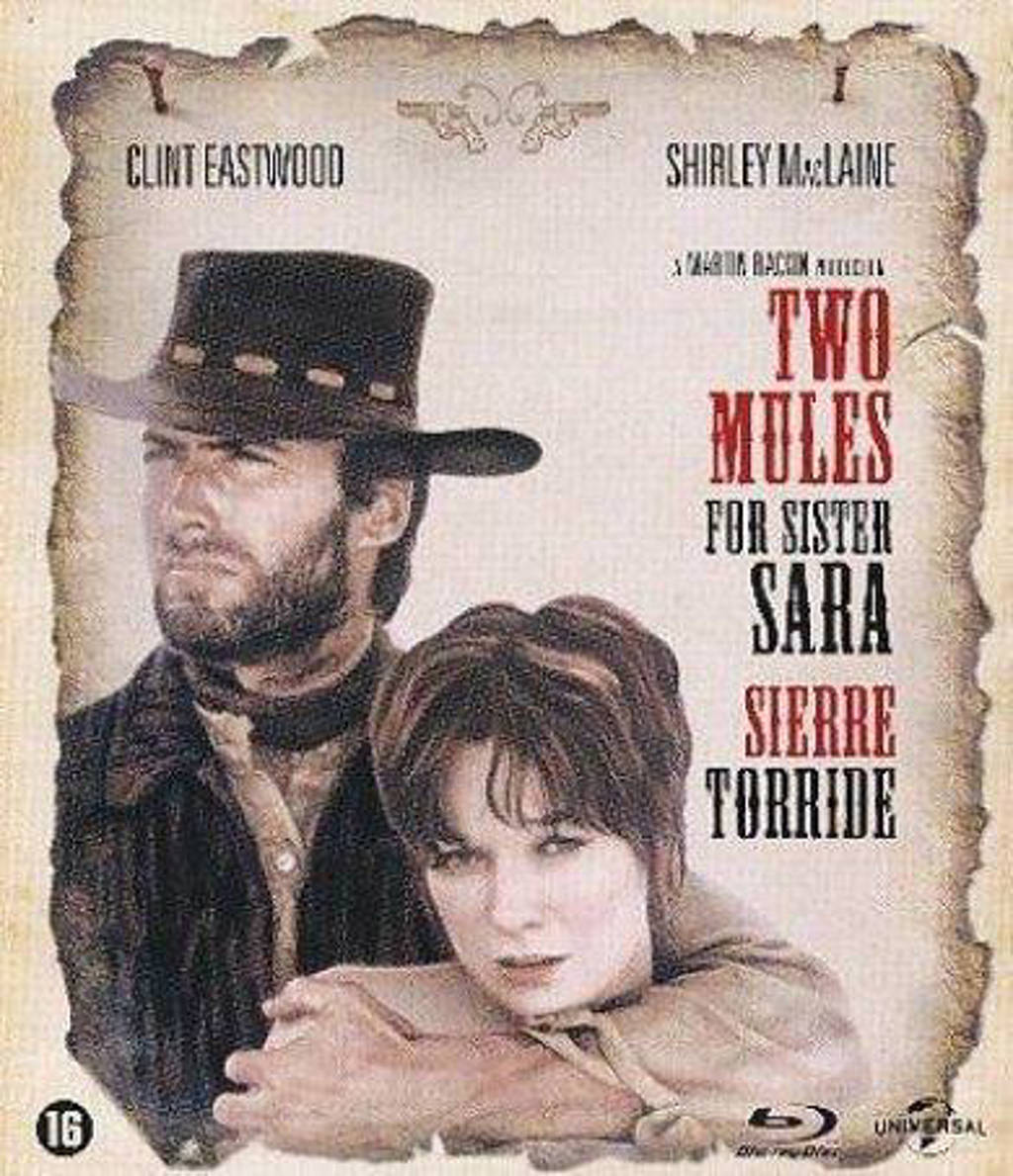Two mules for sister Sarah (Blu-ray)