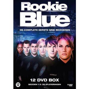 Rookie blue - Seizoen 1-3 (DVD)