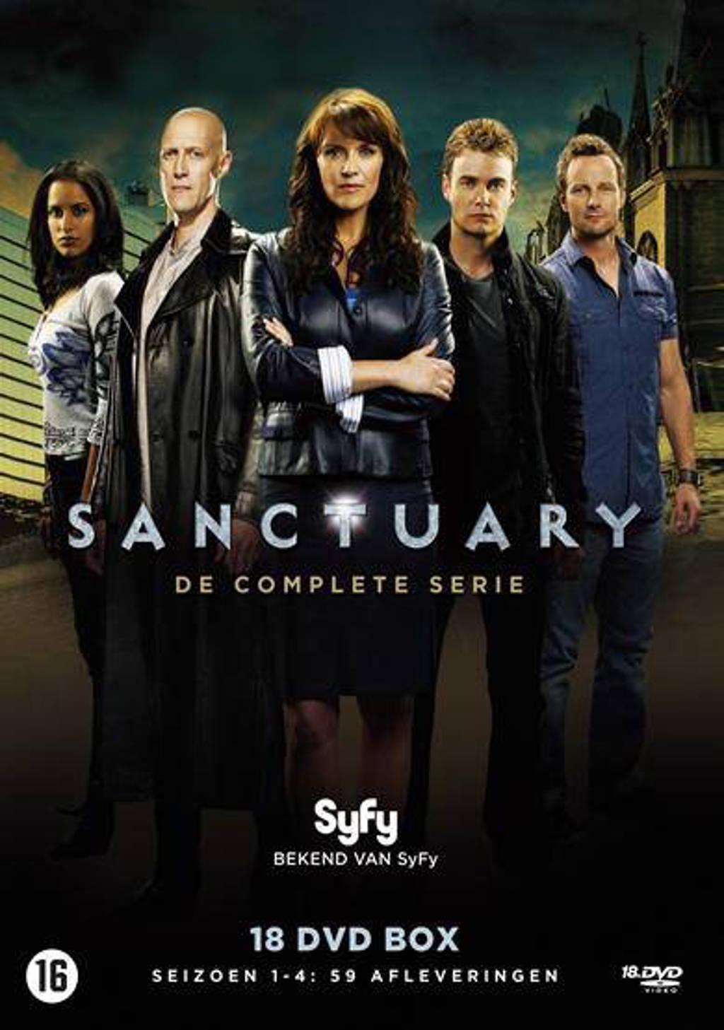 Sanctuary - Complete serie (DVD)
