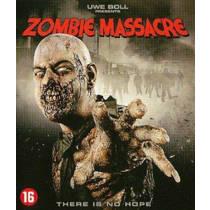 Zombie massacre (Blu-ray)